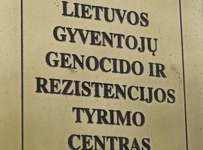 LGGRTC istorikai nušalinami nuo svarbių sprendimų
