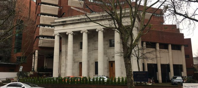 Celebrate Sabbath with Liberal Jewish Synagogue in London