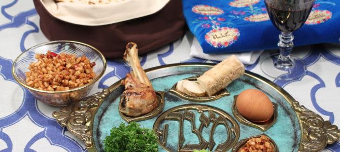 Pesach vakarienė – užsakymai internetu