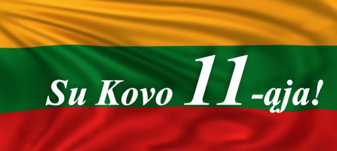 С Днем восстановления независимости Литвы!