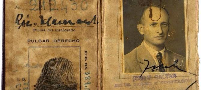 Страницы истории. Вся правда о похищении Адольфа Эйхмана