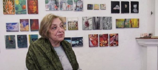 Atidaromoje Adasos Skliutauskaitės litografijos parodoje – geriausi autorės kūriniai