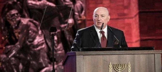 Глава ЕЕК: физического насилия на почве антисемитизма стало меньше, но число нападений на еврейские объекты выросло