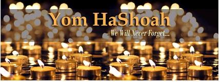 Yom HaShoa Izraelyje minima balandžio 7d. 20val.