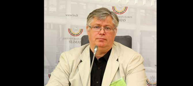 Lithuanian Educator Defends Lithuanian Nazis