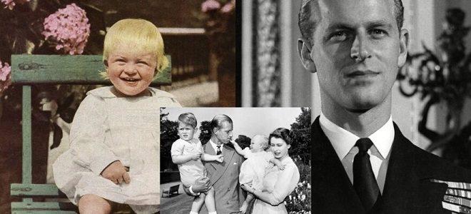 Karalienės Elžbietos II vyras, velionis Princas Philipas iš garbingos žydų gelbėtojų šeimos