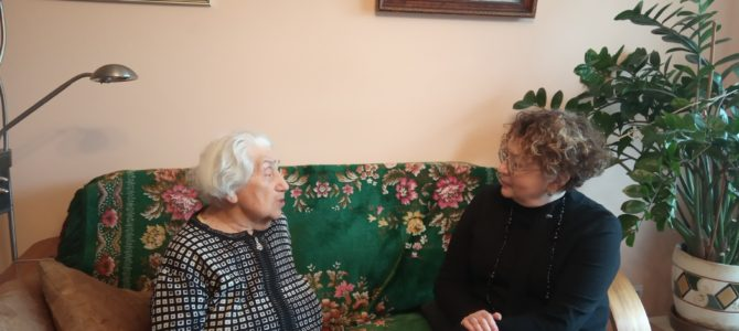 LJC Chairwoman Visits Veterans for Victory Day