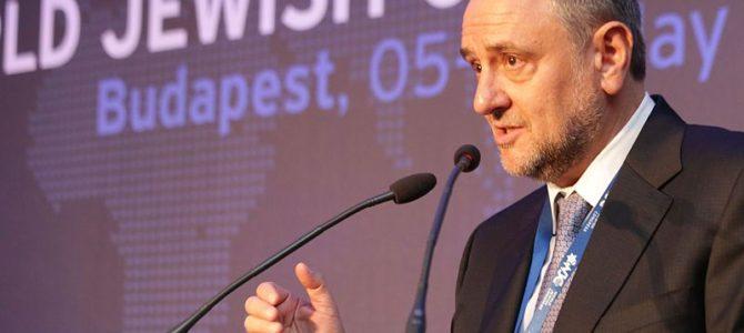 """Р. Зингер: """"Связь Израиля с еврейской диаспорой является стратегическим активом"""""""
