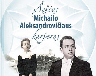 Knyga apie nepaprastą dainininką M. Aleksandrovičių