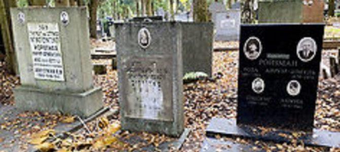 Vilniuje Sudervės kapinėse bus pagerbtos Holokausto aukos