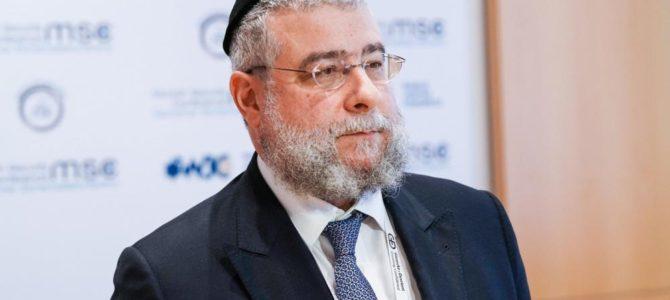 Глава Совета раввинов Европы напомнил премьеру Польши о домах убитых евреев, захваченных их польскими соседями