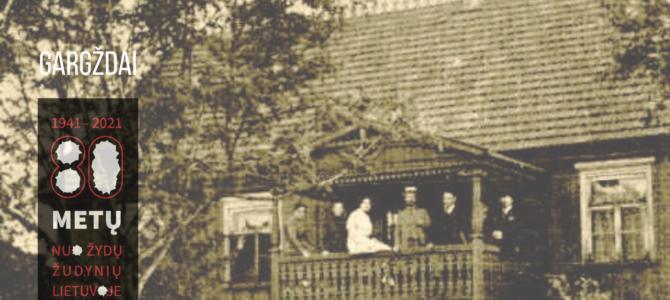 Europos žydų kongreso  užuojauta minint 80-ąsias 1941 m. birželio 23 d. Gargždų žudynių metines