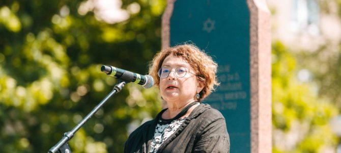 Holocaust Anniversary Commemoration in Gargždai