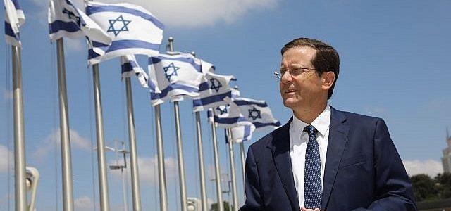 Izraelio prezidentu išrinktas iš Lietuvos kilęs Isaacas Herzogas