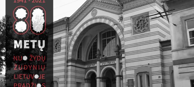 Malda Vilniaus choralinėje sinagogoje