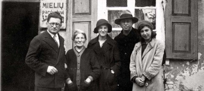 Žydų  bendruomenės tinklapis tęsia pasakojimus apie Lietuvos žydų tremtį. Šmariahu Pustapetskis – žmogus legenda