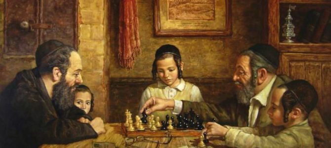 Евреи и шахматы: 7 любопытных фактов