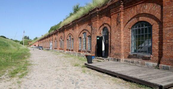 Šiurpiausias forto istorijos tarpsnis – nacių okupacija