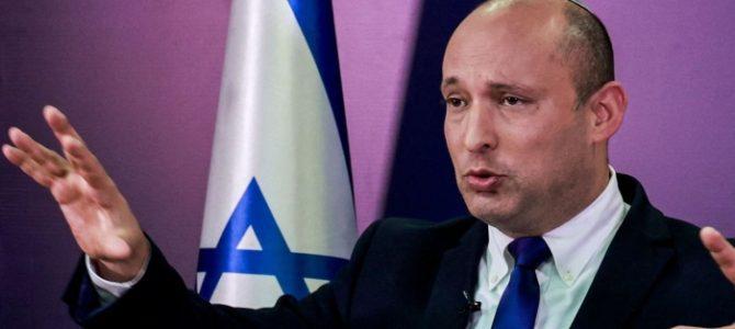 Naftali Bennett Assumes Post of Israeli PM