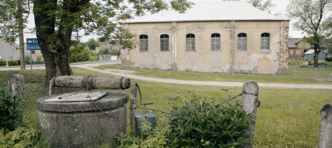 Sakralinis žydų kultūros paveldas. Žemaičių Naumiesčio sinagogos