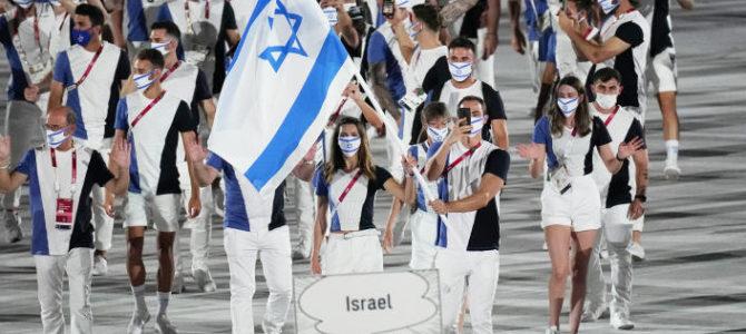 На открытии Олимпиады в Токио почтили память израильских спортсменов