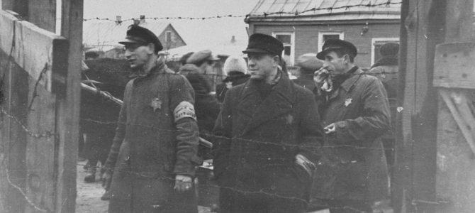 Страницы истории. К 80-летию начала Холокоста в Литве