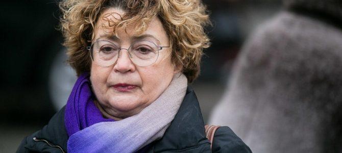 Faina Kukliansky perrinkta toliau vadovauti Lietuvos žydų bendruomenei