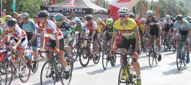 Šiauliuose vyks dviračių lenktynės