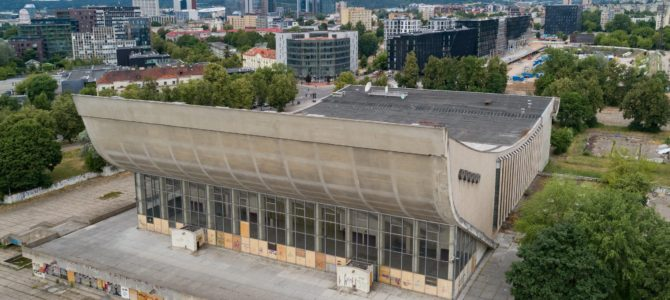 Vilnius City Council Says Palace of Sports Reconstruction Must Go On