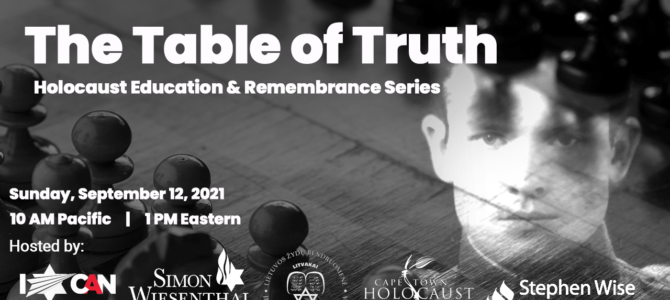 Table of Truth Web Event