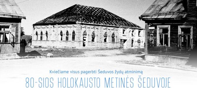 Remembering the Jews of Šeduva