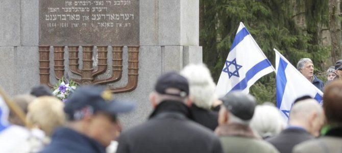 К 80-летию начала Холокоста в Литве: свои убивали своих, или как гибло еврейство в литовской провинции.