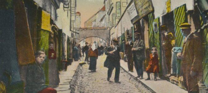 Еврейская улица Вильно