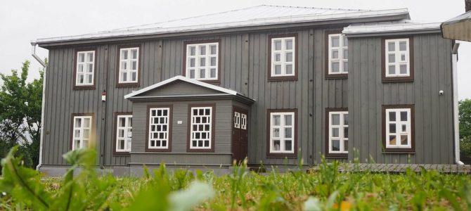 В Жежмаряй отреставрировано здание синагоги