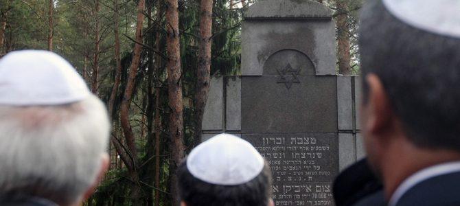 Ко дню памяти жертв Холокоста в Литве: что на самом деле было создано правительством Амбразявичюса-Бразайтиса?