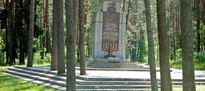 Как избранники народа почтили 80-летие начала Холокоста в Литве