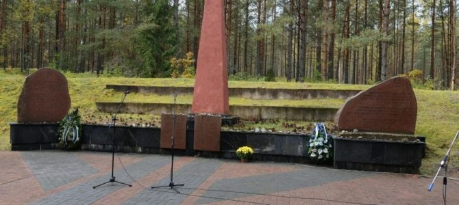 Invitation to Remember and Honor the Large Jewish Community of Švenčionys Murdered in the Holocaust