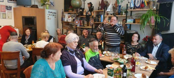 Pavevėžio žydų bendruomenė švenčia Rosha Hashana