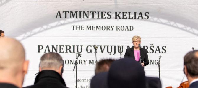 """И. Шимоните: """"Мы обязаны сделать все, чтобы трагедия Холокоста никогда не повторилась"""""""