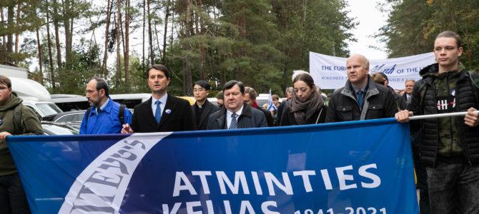 В Литве прошел «Марш живых»