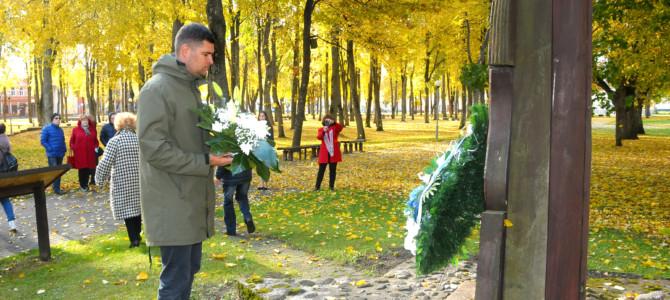 Švenčionys Commemorates 80th Anniversary of the Holocaust