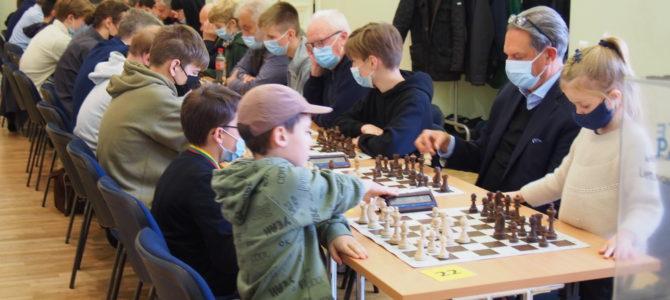 Chess Tournament to Commemorate Late President Boris Rositsan