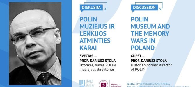 POLIN Museum and the Polish Memory Wars